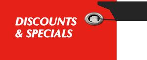 Countertop Discounts and Specials