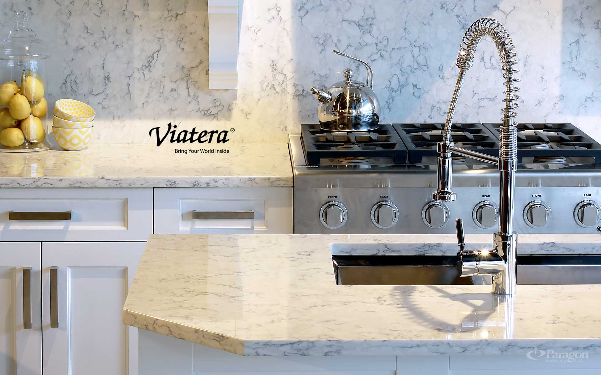 Home / Countertops / Viatera Quartz Countertops